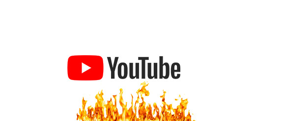 youtube wreathed in flames